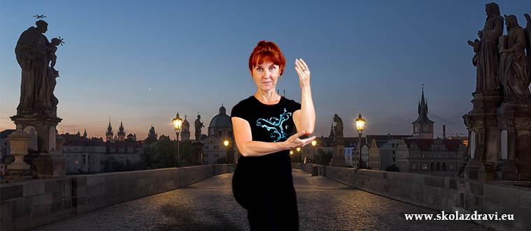 Praha – Důvěřuj svému tělu, zná cestu ke zdraví – prosinec
