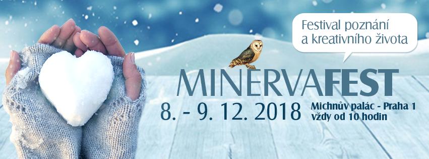 Praha – 67. MINERVAFEST – Festival poznání a kreativního života