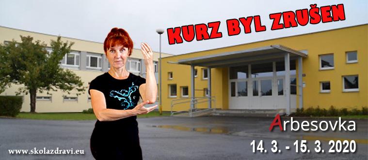 Jablonec n.Nisou – Zlepšení hybnosti páteře a kloubů – ZRUŠEN !