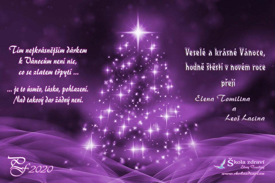 Krásný předvánoční a vánoční čas přátelé.