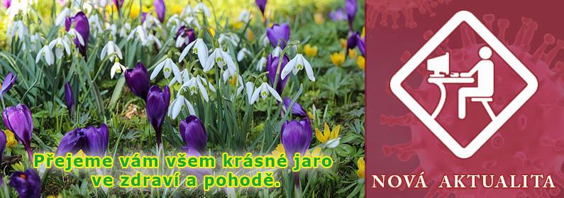 Konec zimy, začíná jaro a svátek slaví Josefové